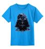 """Детская футболка классическая унисекс """"Звездные войны"""" - star wars, dark side, darth vader, звездные войны, дарт вэйдер"""
