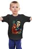 """Детская футболка классическая унисекс """"bioshock"""" - games, sci-fi, джек, bioshock, mystery, восторг, rapture"""
