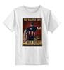 "Детская футболка классическая унисекс ""Капитан Америка / Captain America"" - плакаты, капитан америка, captain america, постеры, kinoart"
