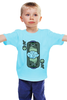 """Детская футболка классическая унисекс """"Totoro (Тоторо)"""" - totoro, мой сосед тоторо"""