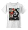 """Детская футболка классическая унисекс """"че гевара"""" - che, cuba, guevara, революционер, кубинская революция"""