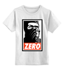 "Детская футболка классическая унисекс ""Саб-Зиро (Мортал Комбат)"" - mortal kombat, смертельная битва, mk, мортал комбат, саб-зиро"