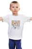 """Детская футболка классическая унисекс """"Рубль"""" - путин, рубль"""