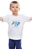 """Детская футболка классическая унисекс """"Rainbow Dash 2"""" - pony, mlp, my little pony, пони"""