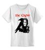 "Детская футболка классическая унисекс ""The Crow"" - crow, ворон, brandon lee, брэндон ли, the crow"