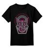 """Детская футболка классическая унисекс """"Часы Сова"""" - арт, дизайн, часы, сова, owl"""