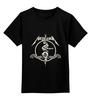 """Детская футболка классическая унисекс """"Metallica"""" - heavy metal, metallica, thrash metal, металлика, хэви метал"""