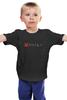 """Детская футболка классическая унисекс """"Классическая футболка Dota 2"""" - dota, dota 2, dota2"""