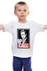 """Детская футболка классическая унисекс """"Call Saul"""" - obey, во все тяжкие, breaking bad, лучше звоните солу, сол гудман"""