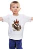 "Детская футболка ""Dota 2 Beastmaster (with text)"" - игры, dota 2, дота"