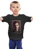 """Детская футболка """"Игра в Имитацию (The Imitation Game)"""" - бенедикт камбербэтч, за каждым кодом стоит загадка, игра в имитацию, the imitation game"""