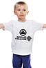 """Детская футболка классическая унисекс """"Время Танков """" - games, игры, игра, game, стиль, логотип, авторская работа, world of tanks, танки, wot"""