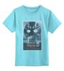 "Детская футболка классическая унисекс ""Friday the 13th"" - маска, пятница 13-е, джейсон, friday the 13th, kinoart"