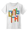 """Детская футболка классическая унисекс """"Ольга"""" - арт, авторские майки, в подарок, футболка детская"""