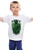 """Детская футболка классическая унисекс """"Solid Snake (Metal Gear)"""" - армия, солдат, metal gear, phantom pain, solid snake"""