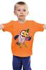 """Детская футболка классическая унисекс """"Кешка"""" - арт"""
