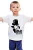 """Детская футболка классическая унисекс """"Mad Hatter (Doctor Who)"""" - doctor who, доктор кто, mad hatter"""