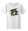 """Детская футболка классическая унисекс """"Puppy boxer"""" - dog, пес, щенок, боксёр"""
