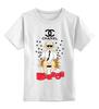 """Детская футболка классическая унисекс """"Chanel"""" - стиль, духи, fashion, karl lagerfeld, карл лагерфельд"""