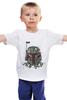 """Детская футболка классическая унисекс """"Боба Фетт"""" - star wars, звездные войны, boba fett, боба фетт"""