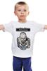 """Детская футболка классическая унисекс """"Heisenberg"""" - во все тяжкие, breaking bad, walter white, meth, уолтер уайт, heisenberg, мет"""