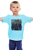 """Детская футболка """"Политический Юмор"""" - ссср, ленин, россия, сталин, хрущёв"""