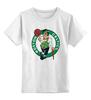 """Детская футболка классическая унисекс """"Boston Celtics"""" - nba, нба, бостон селтикс"""