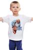 """Детская футболка """" 2015 – Год Козы"""" - happy new year, новый год, winter, зима, дом, семья, снег, 2014, барашек, баран"""