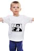 """Детская футболка классическая унисекс """"Hank Moody (Хэнк Муди), Californication"""" - блудливая калифорния, hank moody, хэнк муди"""