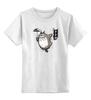 """Детская футболка классическая унисекс """"Тоторо"""" - аниме, тоторо, мой сосед тоторо"""