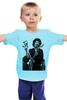 """Детская футболка """"Santana"""" - santana"""