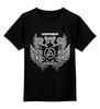 """Детская футболка классическая унисекс """"Linkin Park - logo"""" - арт, logo, linkin park, exlusive, 2015"""