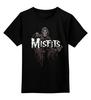 """Детская футболка классическая унисекс """"Misfits band"""" - misfits, punk rock, анархия, панк, панк рок"""