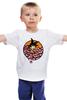"Детская футболка ""Жемчуг дракона (Покемон)"" - манга, pokemon, покемон, dragon ball"