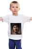 """Детская футболка """"брюс ли"""" - фильмы, bruce lee, легенды, брюс ли"""