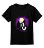 """Детская футболка классическая унисекс """"Emo Love E-ONE"""" - любовь, эмо"""