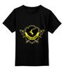 """Детская футболка классическая унисекс """"House Baratheon"""" - сериал, игра престолов, game of thrones, баратеоны"""