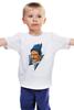 """Детская футболка """"Tesla-3"""" - science"""