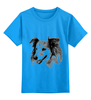 """Детская футболка классическая унисекс """"Преданность"""" - dog, пес, собака, loyalty, best friend"""