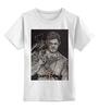 """Детская футболка классическая унисекс """"Дэрил Диксон"""" - the walking dead, дэрил диксон, ходячие мертвецы, daryl dixon"""