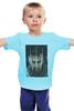 """Детская футболка классическая унисекс """"Люди Икс / X Men Wolverine"""" - люди икс, wolverine, хью джекман, kinoart, расомаха"""