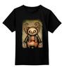 """Детская футболка классическая унисекс """"Evil Clown"""" - evil, арт, зло, клоун, clown"""