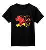 """Детская футболка классическая унисекс """"Flash (8 Bit)"""" - flash, pixel art, пиксельная графика, флэш"""