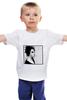 """Детская футболка """"Марла Сингер (Бойцовский клуб)"""" - бойцовский клуб, fight club, марла сингер, marla singer"""