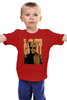 """Детская футболка классическая унисекс """"Я есть Грут"""" - marvel, стражи галактики, грут, guardians of the galaxy, стражи, i am groot"""