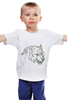 "Детская футболка ""Angry Wolf Толстовка "" - волк, wolf"