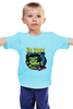 """Детская футболка классическая унисекс """"Banana Fiction"""" - миньоны, тарантино, криминальное чтиво, гадкий я, pulp fiction"""