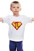 """Детская футболка классическая унисекс """"Супер Пи (Super Pi)"""" - математика, 14 марта, число пи, день числа пи"""