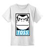 """Детская футболка классическая унисекс """"Donkey Kong (Nintendo)"""" - nintendo, obey, donkey kong, toss"""