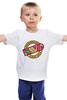 """Детская футболка """"Ховерборд (Назад в будущее)"""" - назад в будущее, back to the future, ховерборд, hoverboard"""